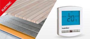 Electric under Floor Heating Controller Engineers Leeds MPS Electrical Ltd 0113 3909670