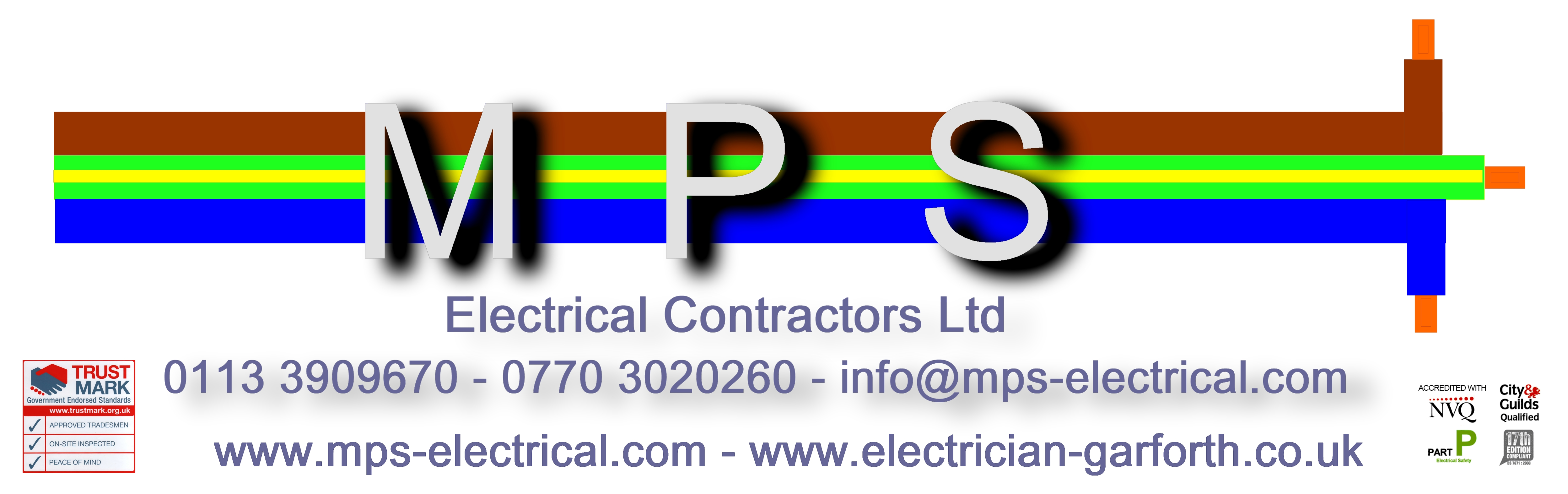 Electrician Garforth Leeds MPS Electrical Ltd 0113 3909670