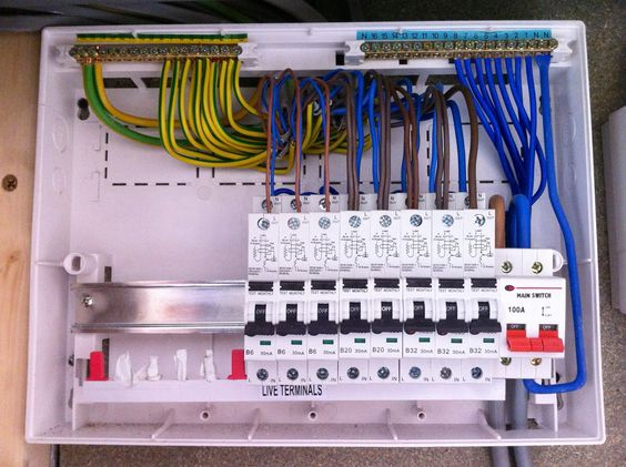 fuse box replacement garforth mps electrical ltd 0113 3909670