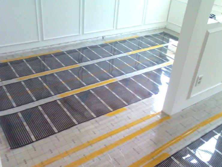 Electric under Floor Heating Engineers Leeds MPS Electrical Ltd 0113 3909670