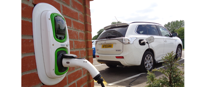 EV Charging point Installer Leeds MPS Ltd